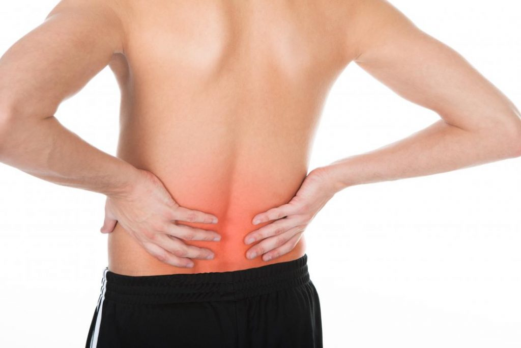 Cold Therapy Whole Body Cryotherapy To Relieve Back Muscle Pain